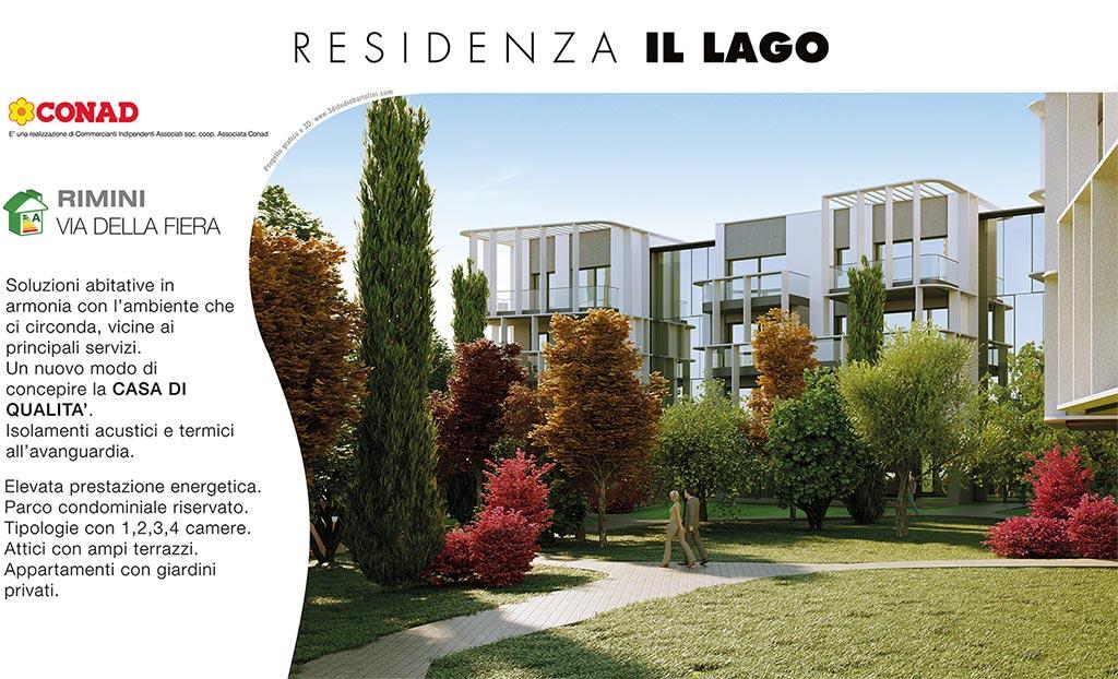 Attico Rimini zona colonnella - Casalanzi - Agenzia Immobiliare Rimini