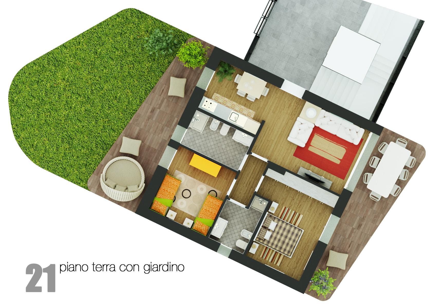 Vasca Da Bagno Piccola Dwg : Camere albergo dwg. stunning di una piccola struttura foto with