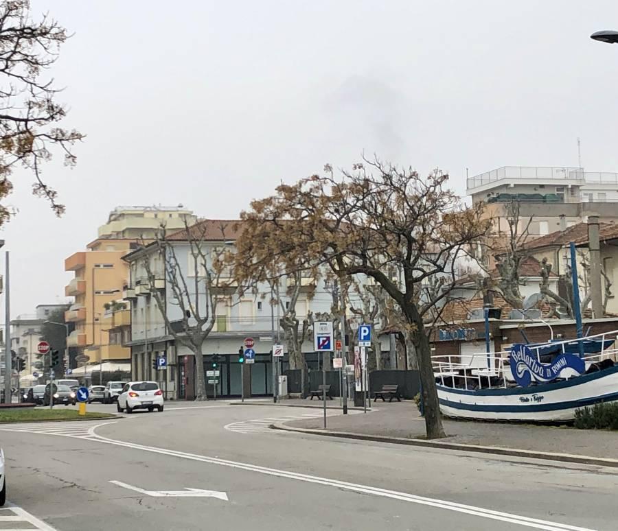 Locale Commerciale Rimini Viale Regina Elena Casalanzi